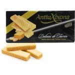 Delicias de Turron , Almond Nougat Cream Biscuits from Spain